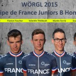 Equipe de France Junior B Roller Course