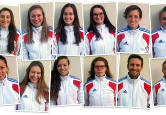Equipe de France Senior Dames Rink Hockey