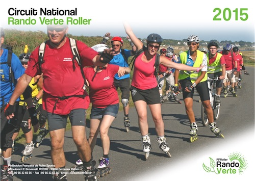 Circuit national rando verte roller 2015